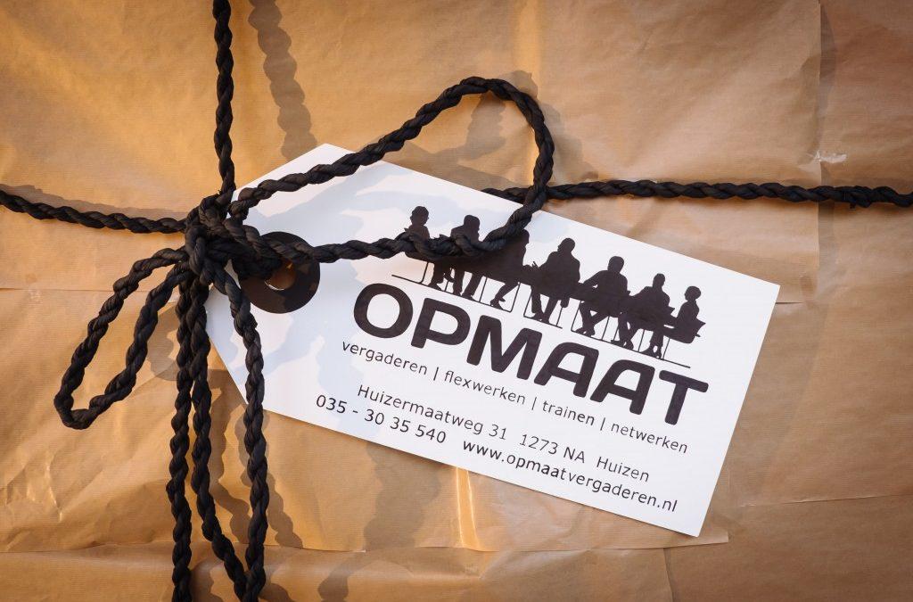 Feestelijke opening van OpMaat